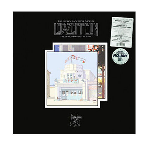 Sealed Led Zeppelin The Song Remains The Same 12