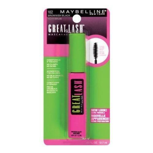 maybelline great lash mascara washable or waterproof please select shade type ebay. Black Bedroom Furniture Sets. Home Design Ideas