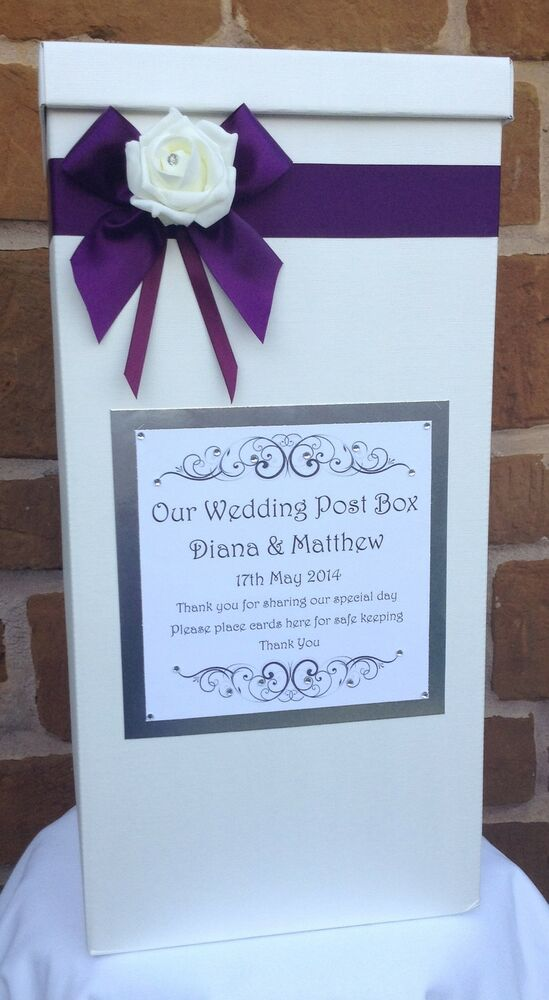 Wording For Wedding Gift Card Box : Wedding Card Post Box, Wedding Favours, Wedding Gifts, Wishing Well ...