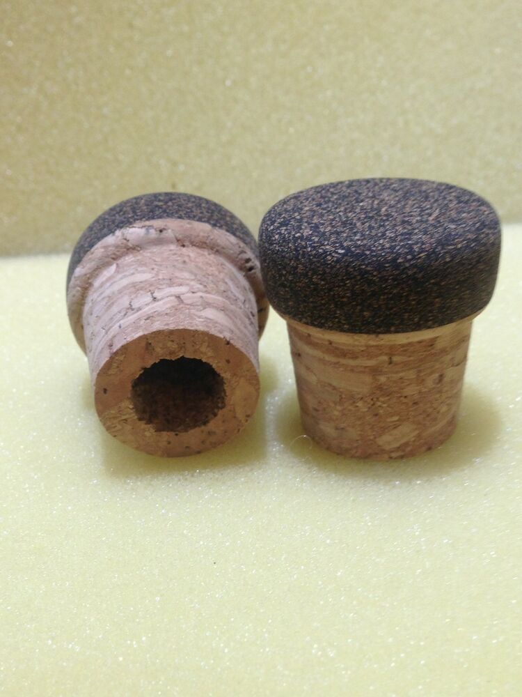 Cork Spinning Handle With Rings