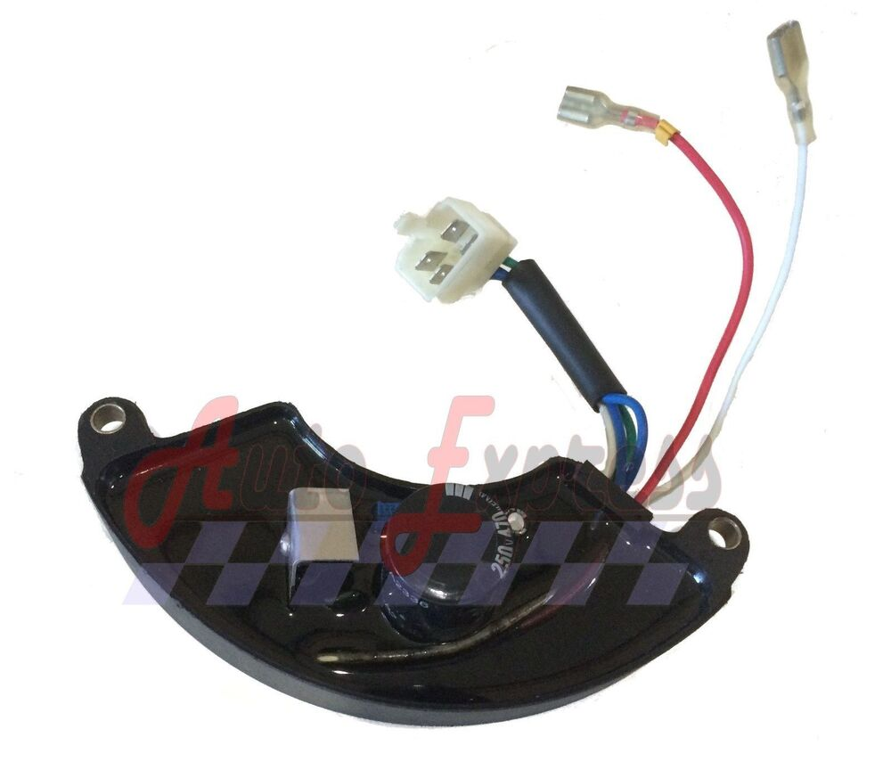 Honda AVR EX3300S, EX4500S Replacement Automatic Voltage Regulator Assembly   eBay