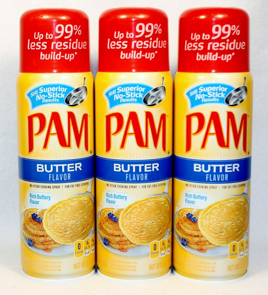 pam butter spray