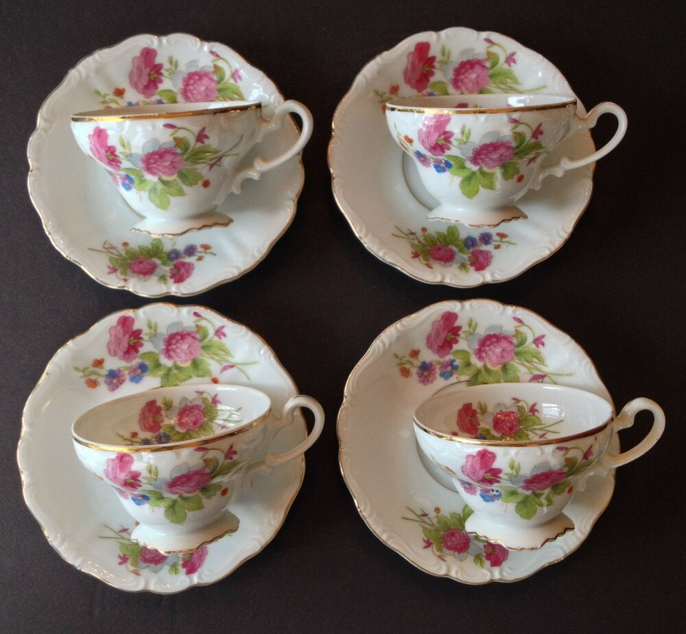 Jyoto China Saucer Set Made Occupied Japan – Quotes of the Day