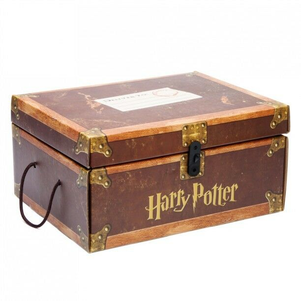 Harry Potter Book Box Set Australia ~ Harry potter hardcover limited edition boxed set all