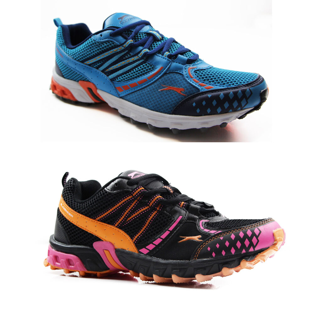 NEW WOMENS LADIES SLAZENGER TRAIL W GEN RUNNING SPORTS ...