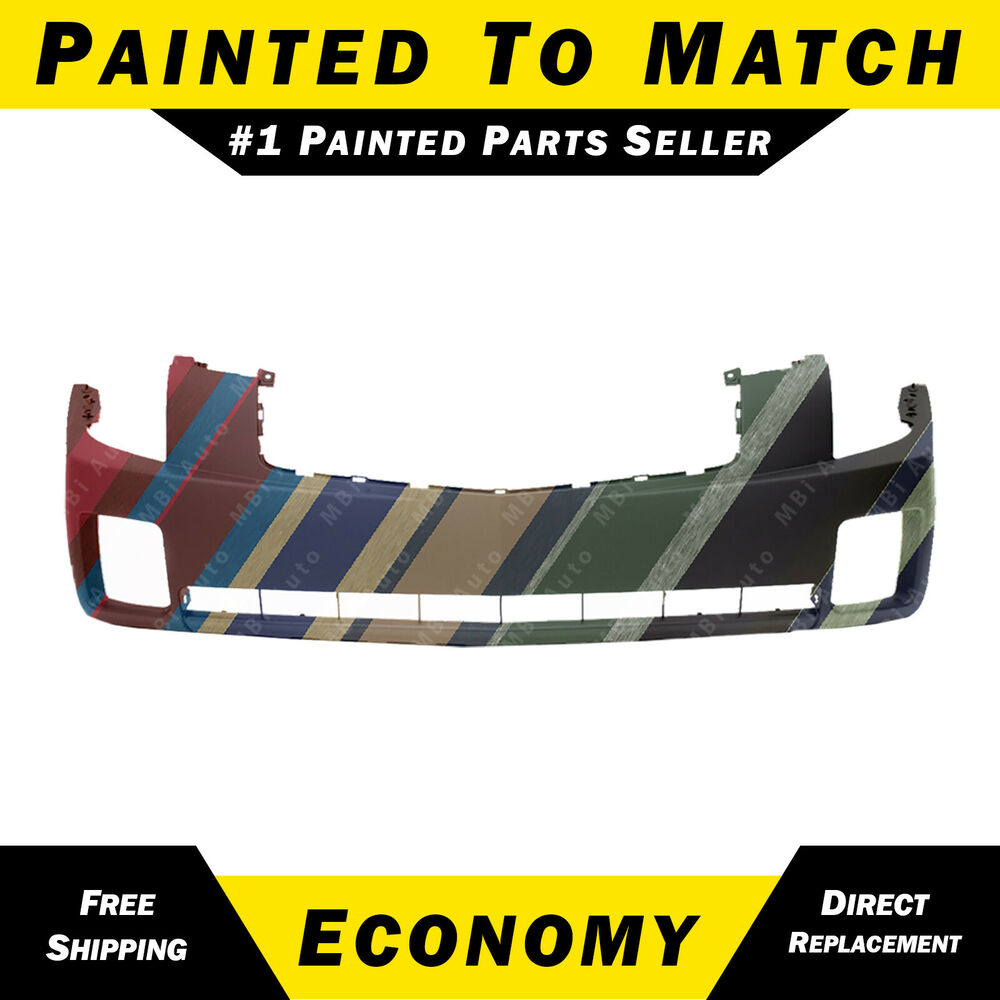 Front Bumper Cover Replacement For
