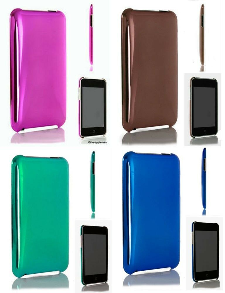 for apple ipod touch 2nd 3rd gen 2g 3g chrome mirror hard. Black Bedroom Furniture Sets. Home Design Ideas