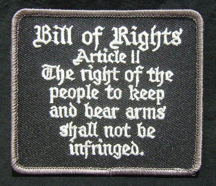 right to bear arms article