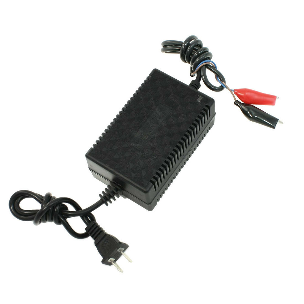 Volt Battery Charger For Yamaha Atv