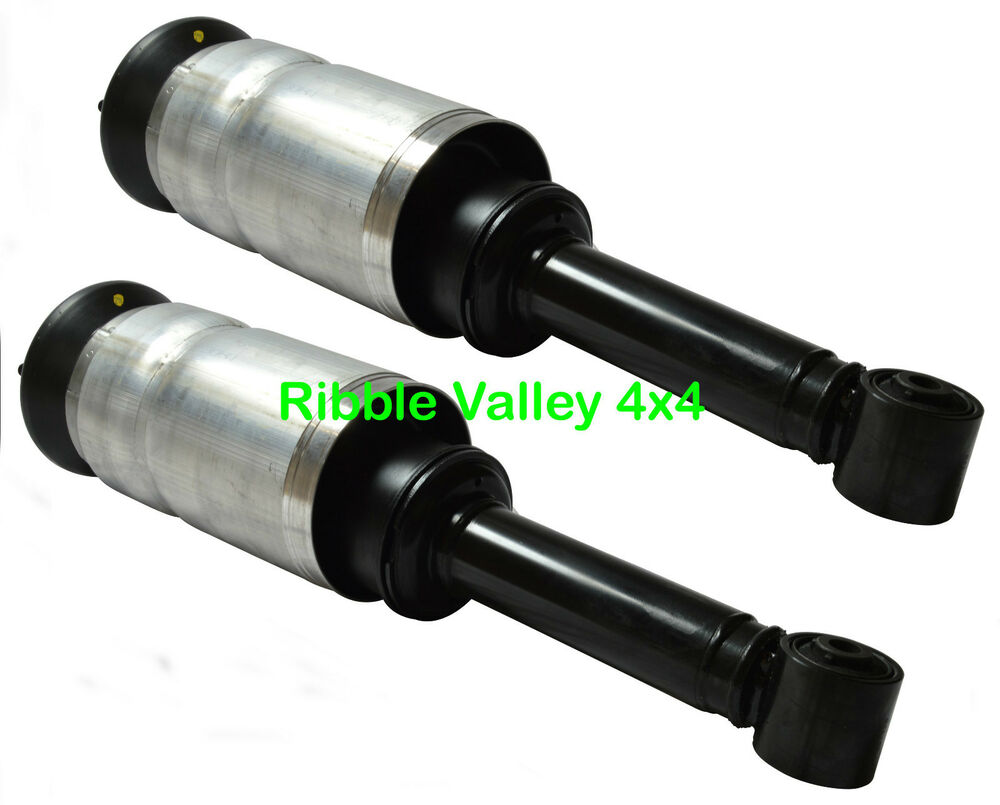 range rover sport front air suspension shock absorber strut rnb501620 oem pair ebay. Black Bedroom Furniture Sets. Home Design Ideas