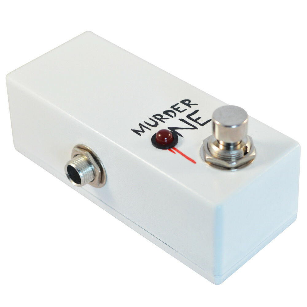 U0026quot Murder One U0026quot  Killswitch Pedal For Guitar  Bass And
