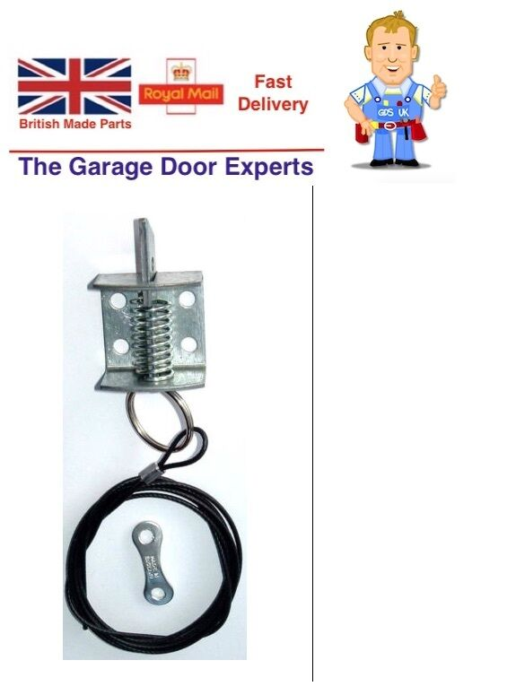 Garage Door Lock Latch Cable Garage Door Spares King