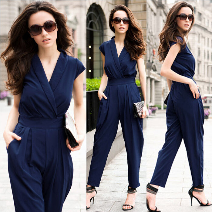 Collection Evening Jumpsuits For Women Pictures - Reikian