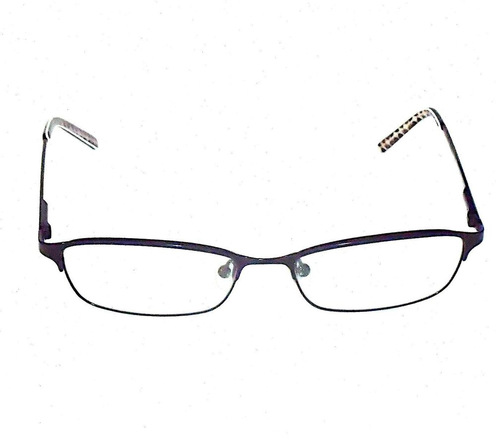 Kensington Glasses Frame : GORGEOUS KATE SPADE KENSINGTON Rx BLACK SHINY METAL FRAMES ...
