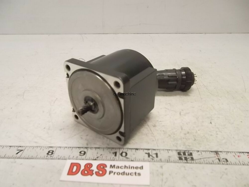 Vexta Bl215gd 24f Brushless Dc Motor W Connector Ebay