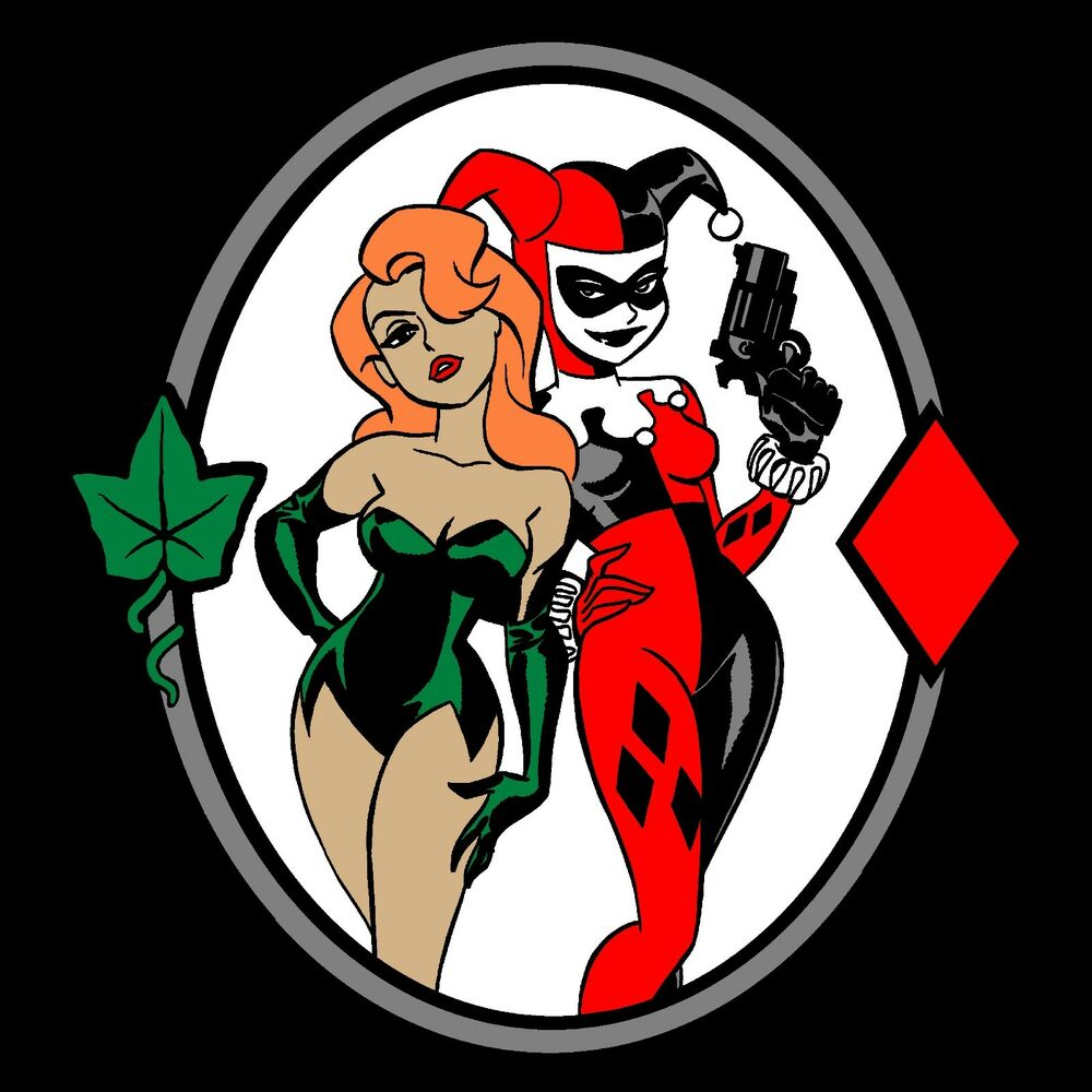 harley quinn and poison ivy batman car interior design. Black Bedroom Furniture Sets. Home Design Ideas