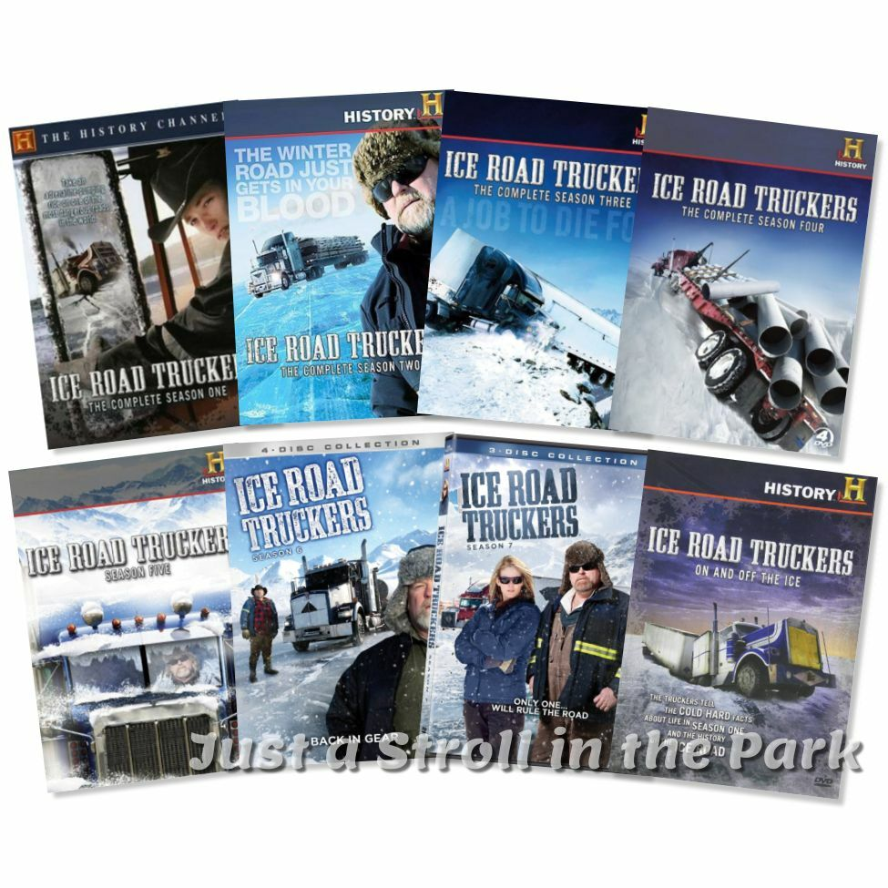 Ice road truckers merchandise