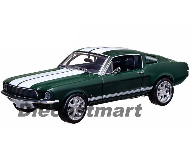 1967 FORD MUSTANG THE ...