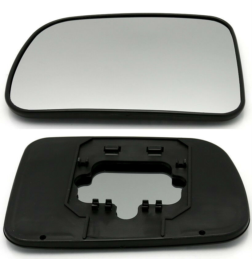 Diy Mirror Glass Lens Plate Directly Clip On Driver Side