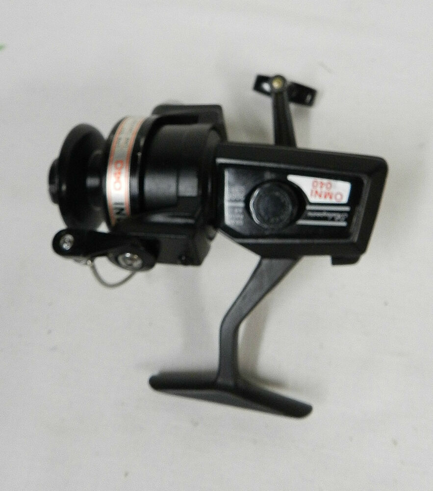 Shakespeare omni 040 spinning fishing reel ebay for Ebay fishing reels