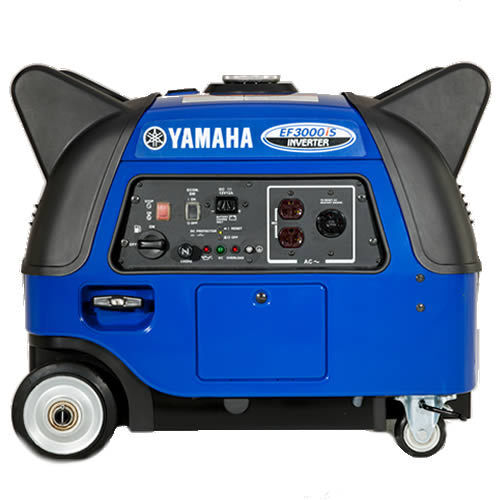 Yamaha ef3000is 2800 watt portable inverter generator ebay for Yamaha generator for sale