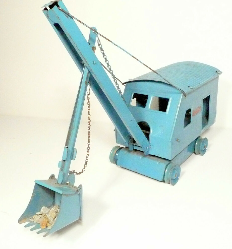 Toy Steam Shovel | www.imgkid.com - The Image Kid Has It!