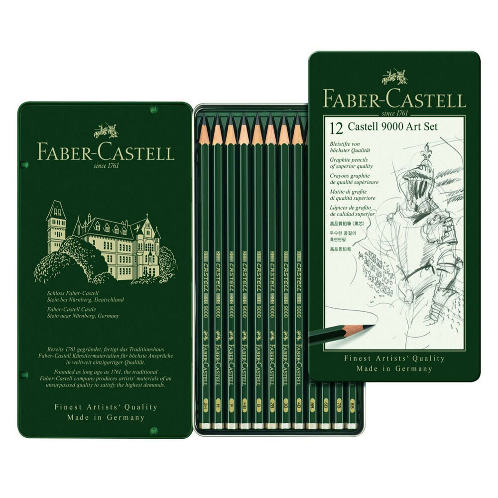 Faber Castell Pencils Drawings Faber Castell Finest Artist