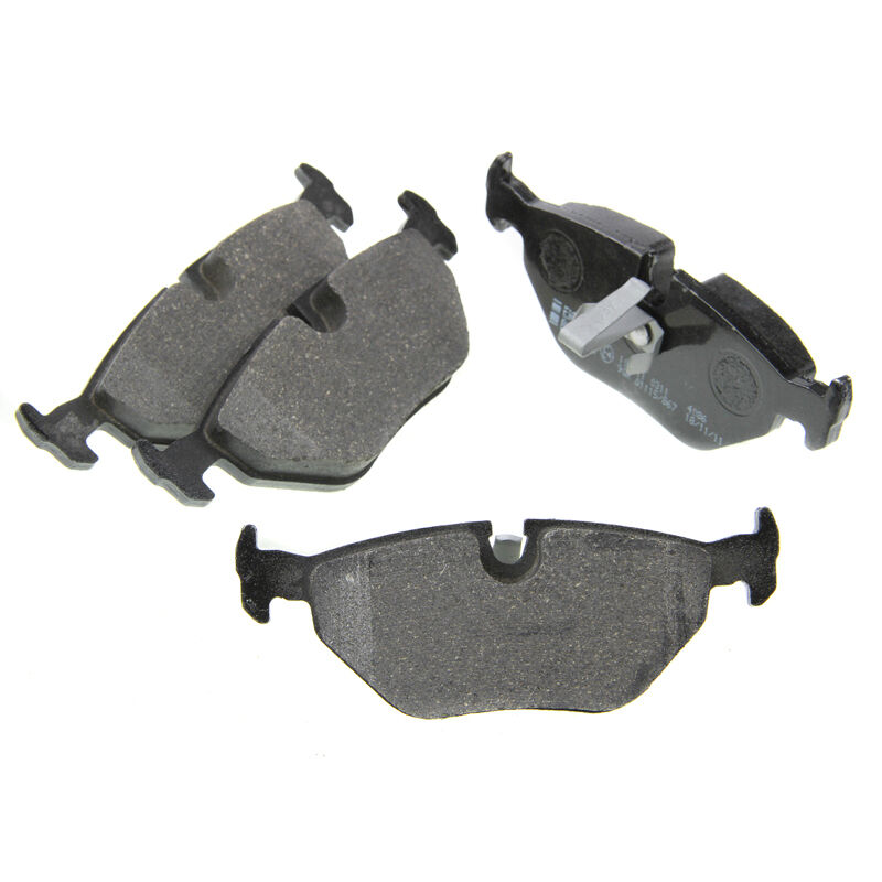 Eicher Rear Brake Pads Set Teves ATE System Fits BMW 3