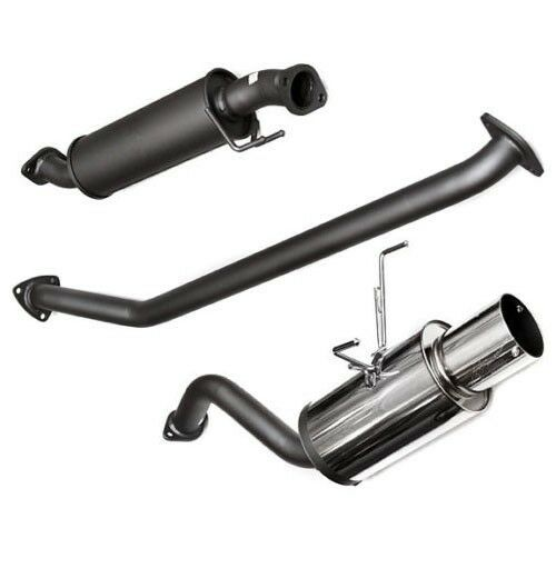 HKS Hi-Power Cat Back Exhaust 2002-2004 ACURA RSX BASE