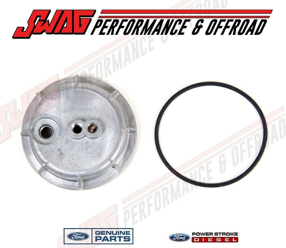 6 4l Powerstroke Oil Pump Housing 8c3z6600a 01 Ford F550 7 3 Fuel Filter Location Leak Get Free Image