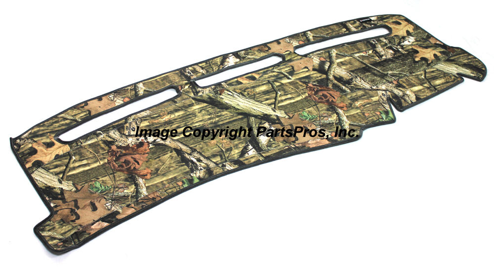 New Mossy Oak Break Up Infinity Camo Camouflage Dash Mat