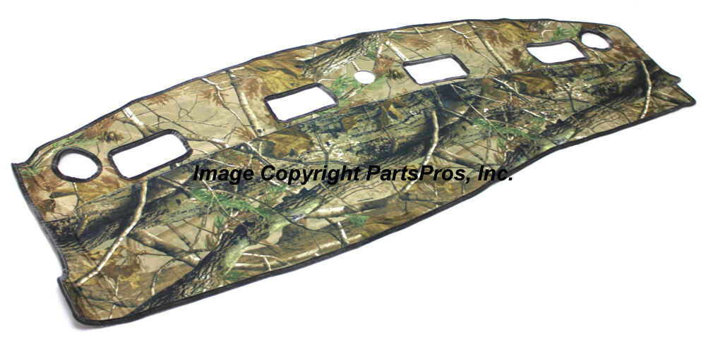New Realtree Ap Camo Camouflage Dash Mat Cover For 2003