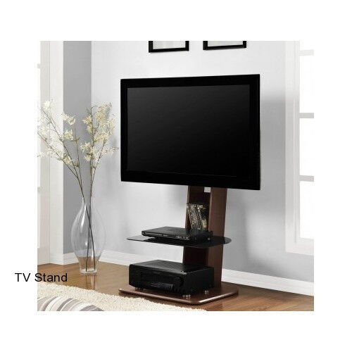 Flat Screen TV Stand With Mount Integrated Furniture