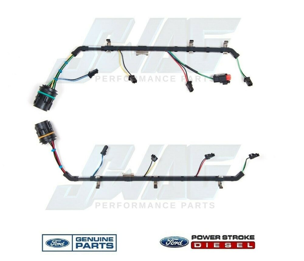 2004 f350 wiring harness free download ford f350 injector wiring harness free download 6.4l powerstroke diesel oem genuine ford fuel injector ...