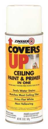 Zinsser 174 13 Oz White Acoustical Ceiling Tile Spray Paint