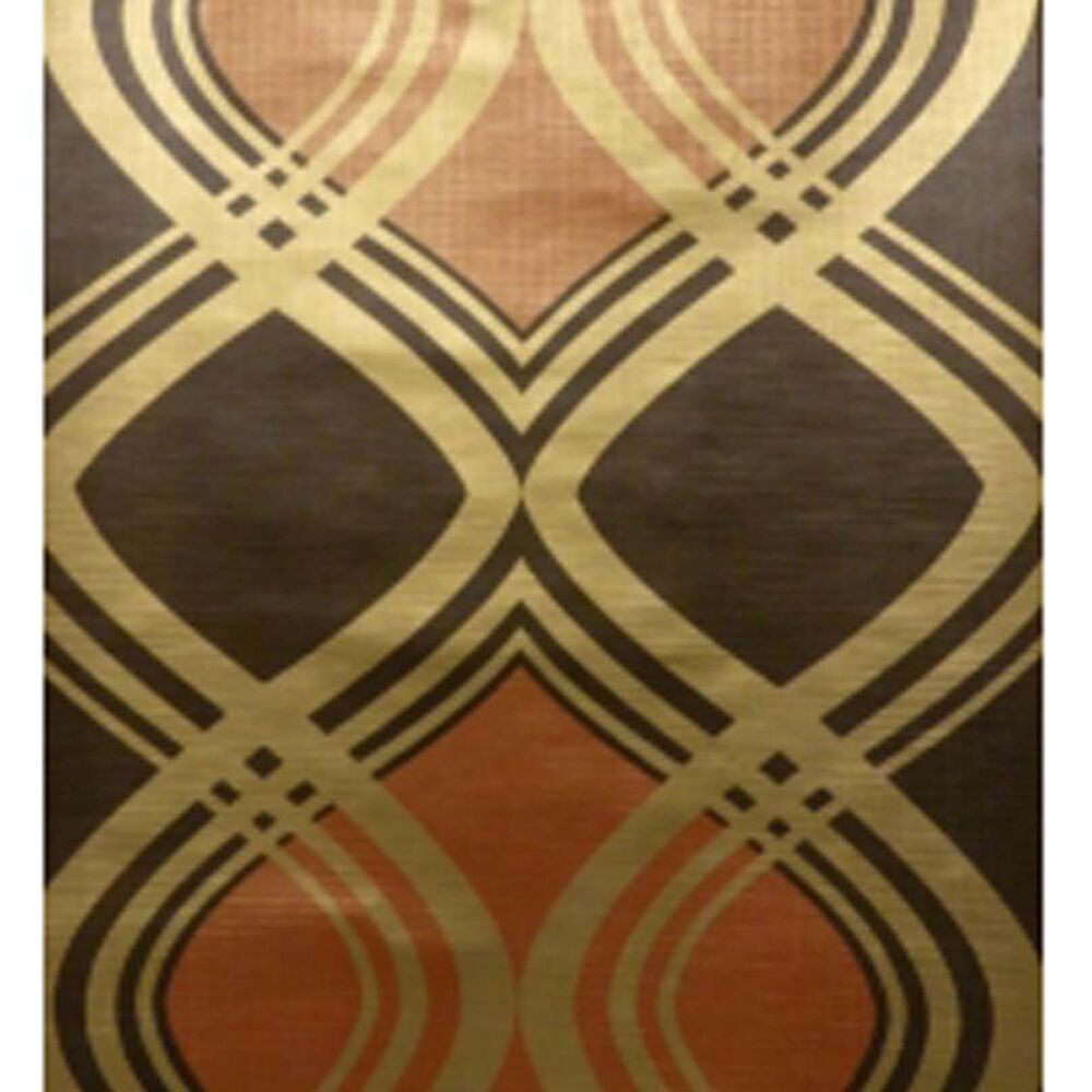 1970s jive original mid century modern wallpaper 1960s geometric ebay. Black Bedroom Furniture Sets. Home Design Ideas