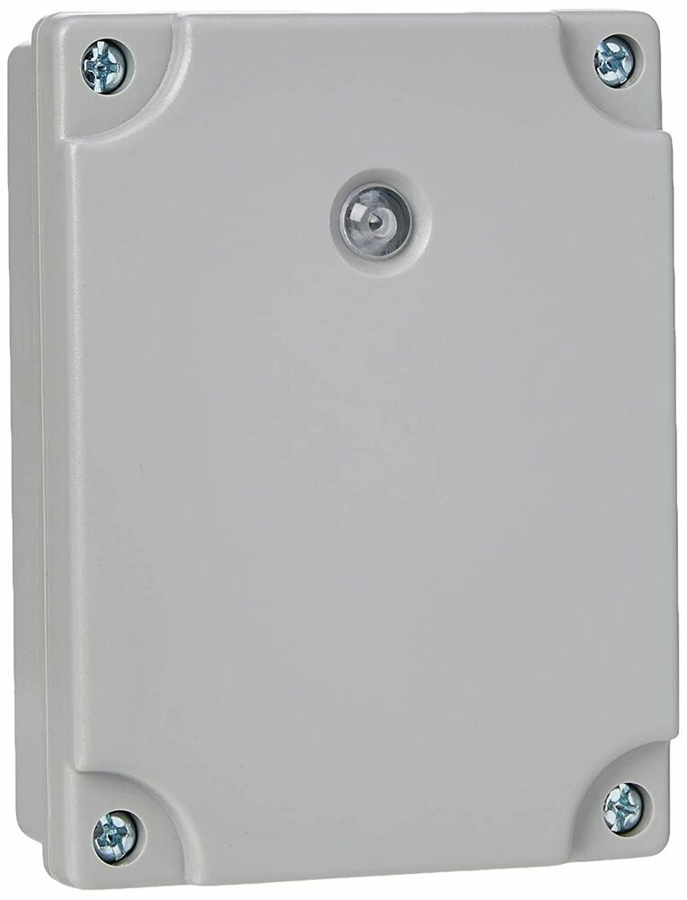 Weatherproof Light Sensitive Outdoor Timer Switch With A