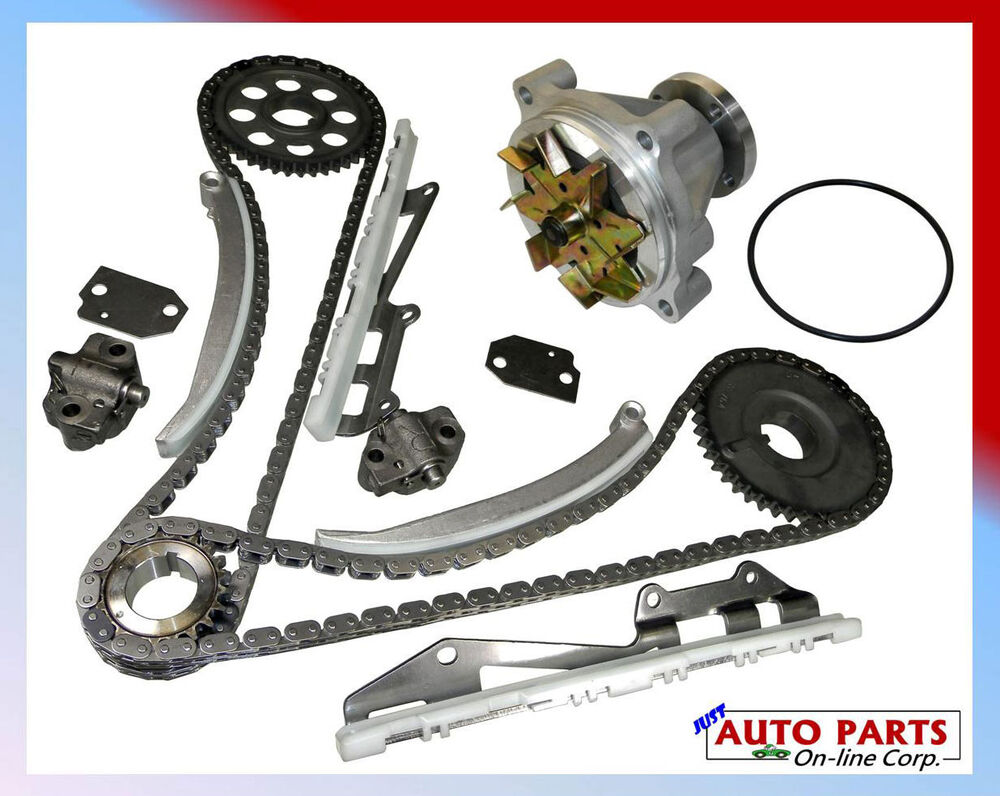 timing chain kit water pump v8 4 6l ford f 150 expedition 1997 2000 f 250 97 99 ebay. Black Bedroom Furniture Sets. Home Design Ideas