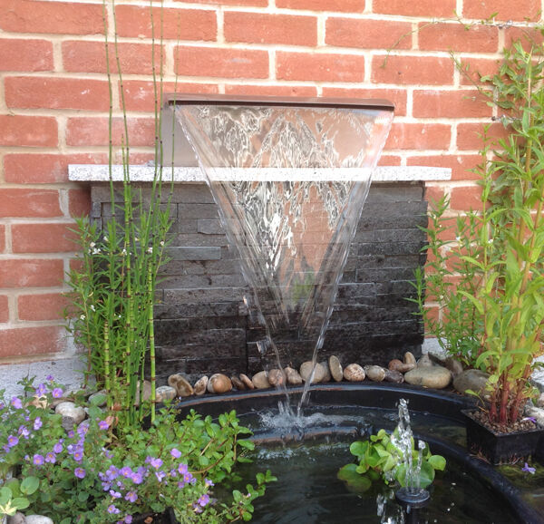 3 Tier Garden Fountain
