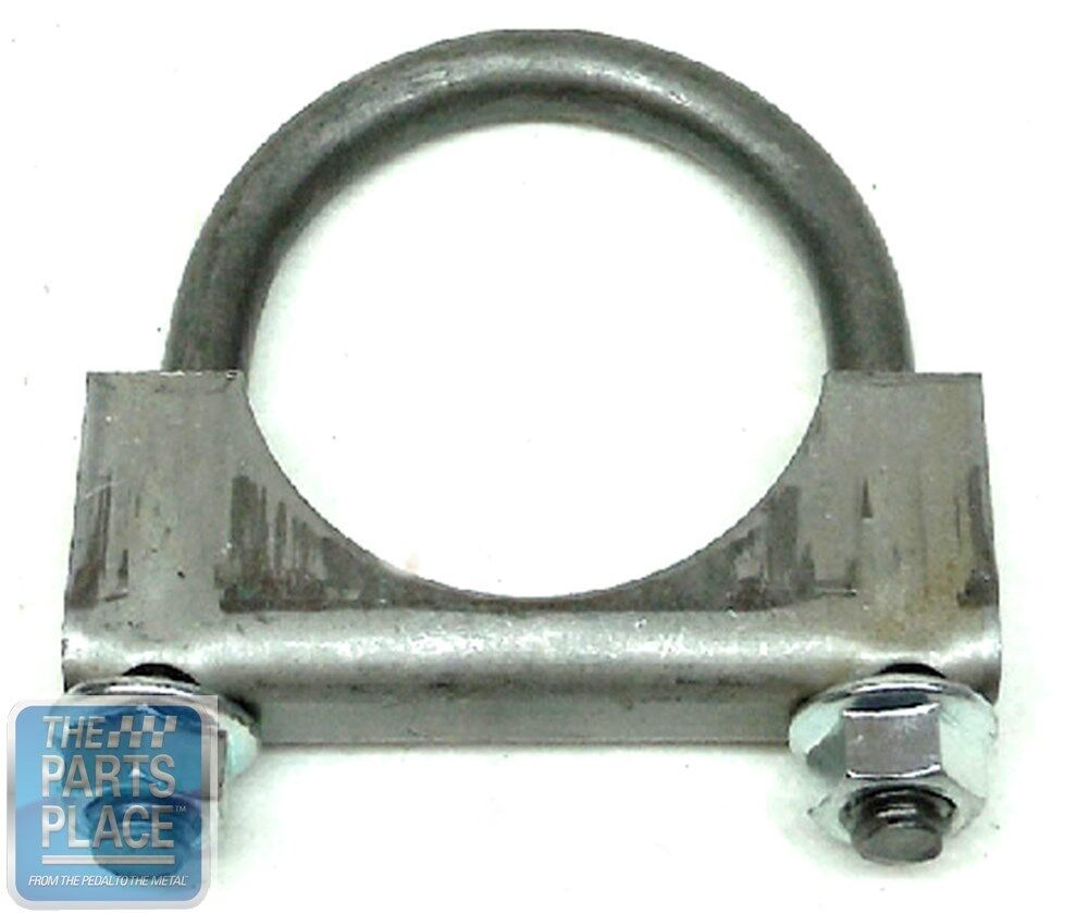 Quot stainless steel muffler clamp ebay