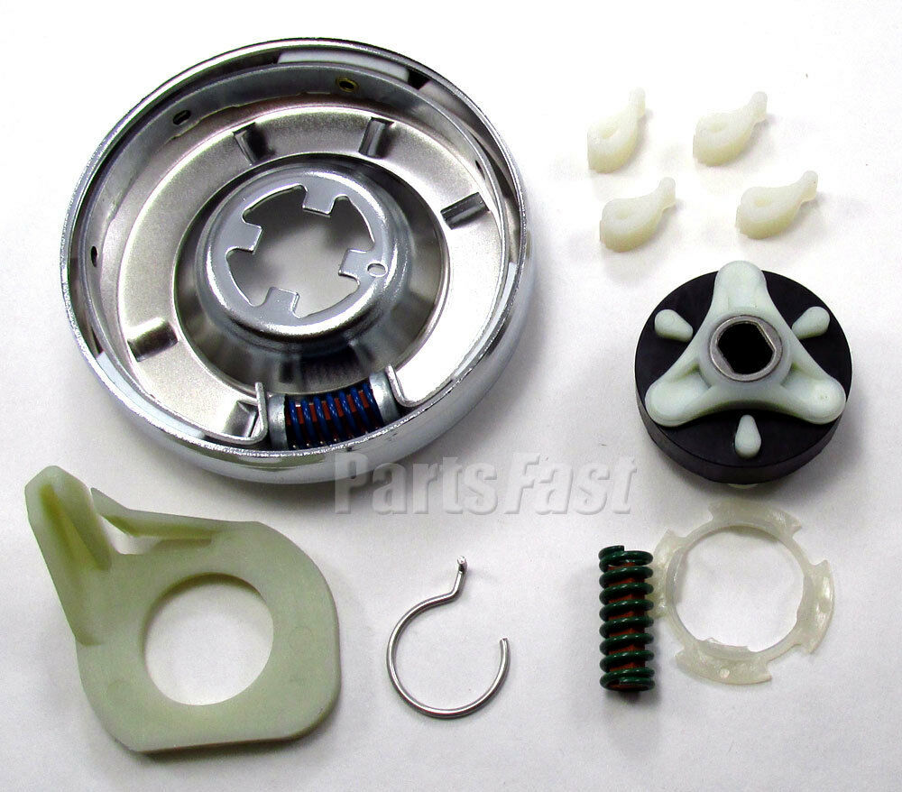 285785 washer clutch kit includes coupler and agitator dogs ebay - Whirlpool washer clutch replacement ...