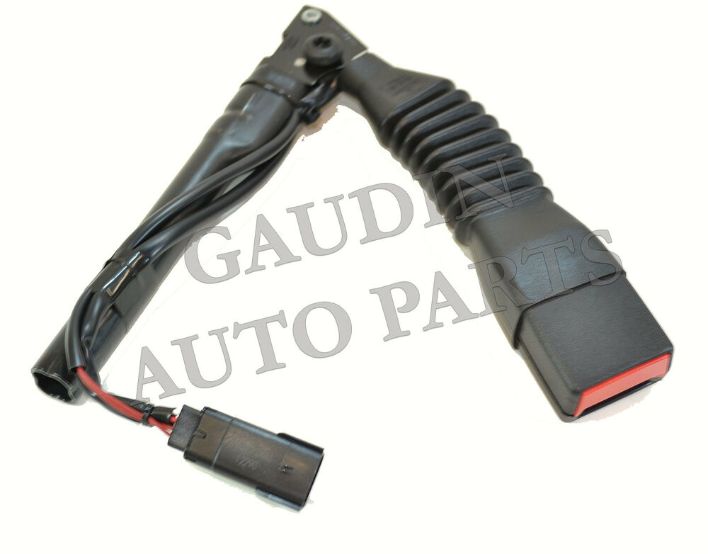 Seat Belt Replacement Parts : Ford oem focus front seat belt buckle left