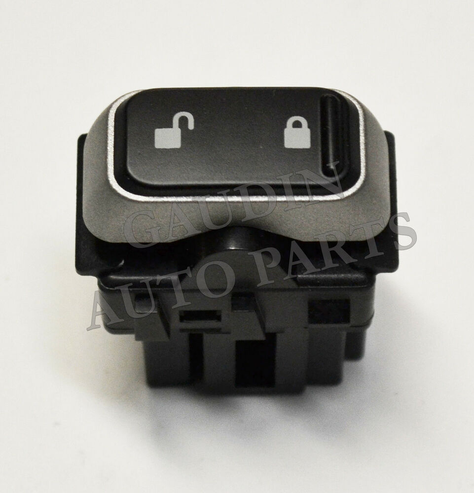 Lincoln FORD OEM 04-08 Town Car Door-Lock Switch