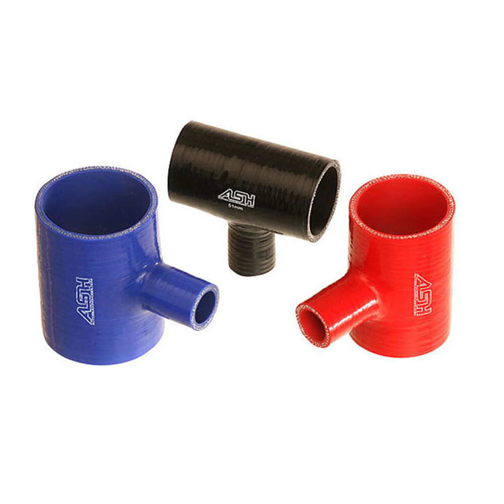 auto silicone hoses 39 t 39 piece coolant car engine pipe ebay. Black Bedroom Furniture Sets. Home Design Ideas
