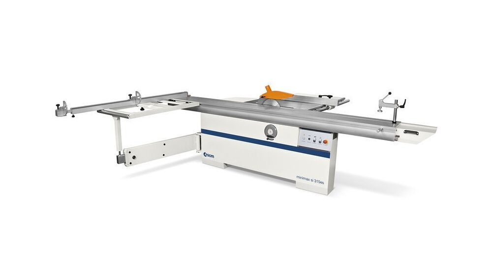 New minimax s315 elite s 10 5 39 sliding table saw 1ph for 10 inch table saws for sale
