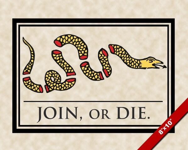 Join Or Die Snake Only JOIN OR DIE SNAKE REVO...
