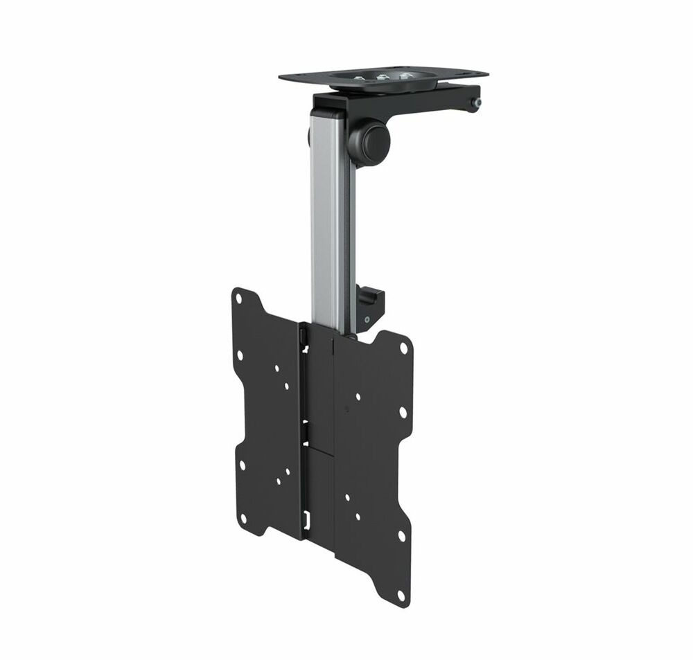 Kitchen Cabinet Wall Brackets: Folding Under Cabinet Sloping Ceiling TV Mount Bracket 75