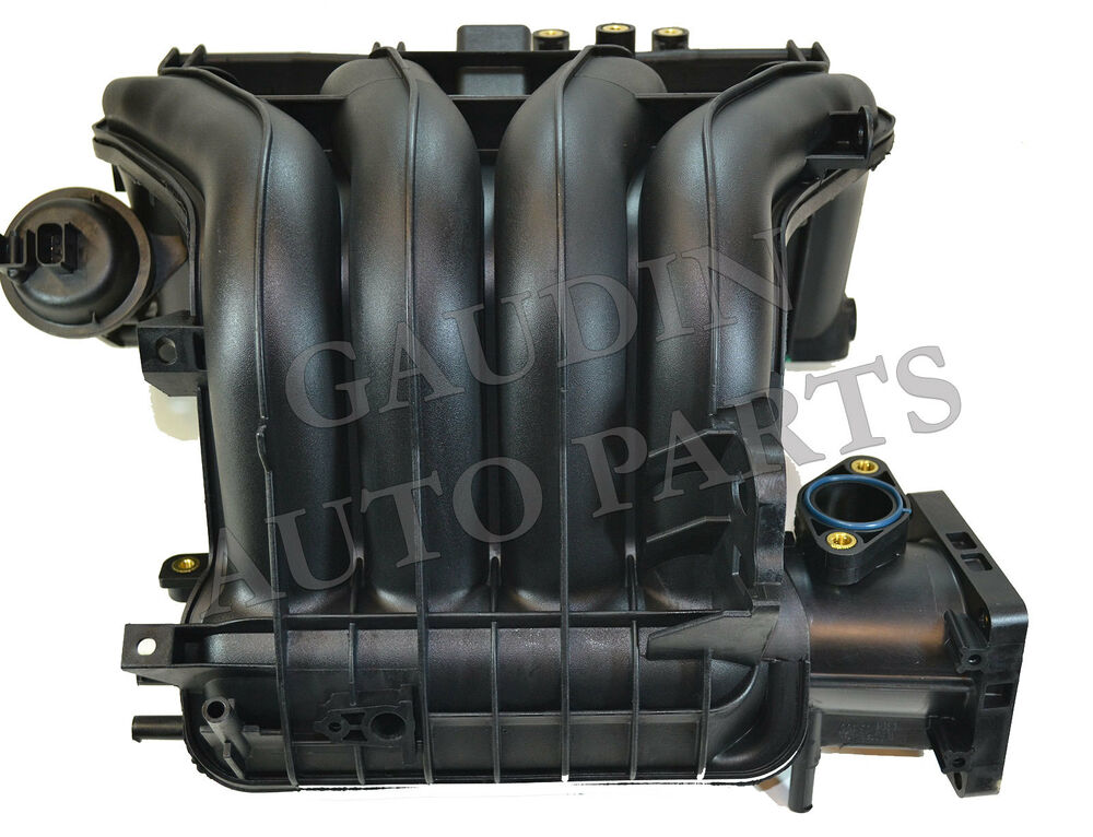 ford oem 01 03 ranger 2 3l l4 engine intake manifold. Black Bedroom Furniture Sets. Home Design Ideas