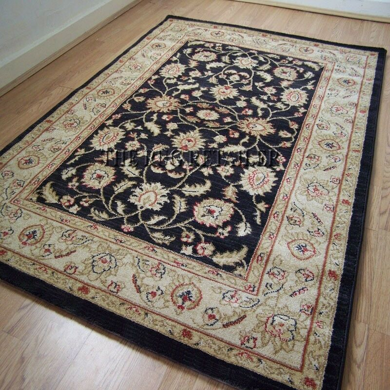 Black And White Rug Ebay Uk: Ziegler Rugs Traditional Wilton Washed Antique Look Rug