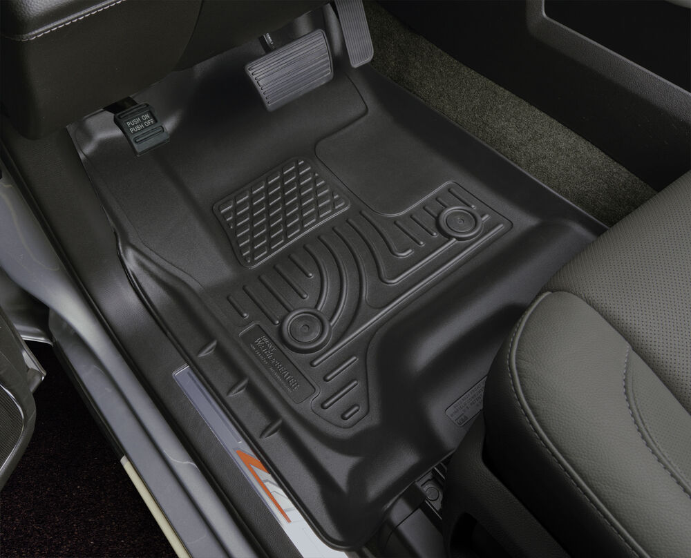 Husky Liners Weatherbeater Floor Mats 3pc 98421 Honda